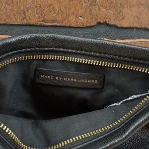 Marc By Marc Jacobs Bags - MARC BY MARC JACOBS Q Percy Crossbody Bag Black